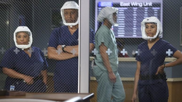 Grey's Anatomy Cast Meredith