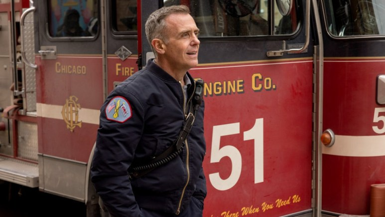 Herm On Chicago Fire