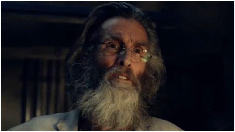 John Glover stars as Teddy in Season 6 of AMC's Fear the Walking Dead