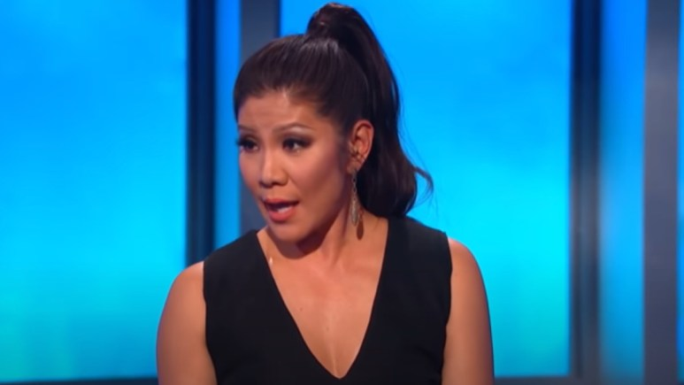 Julie Chen Shocked Big Brother