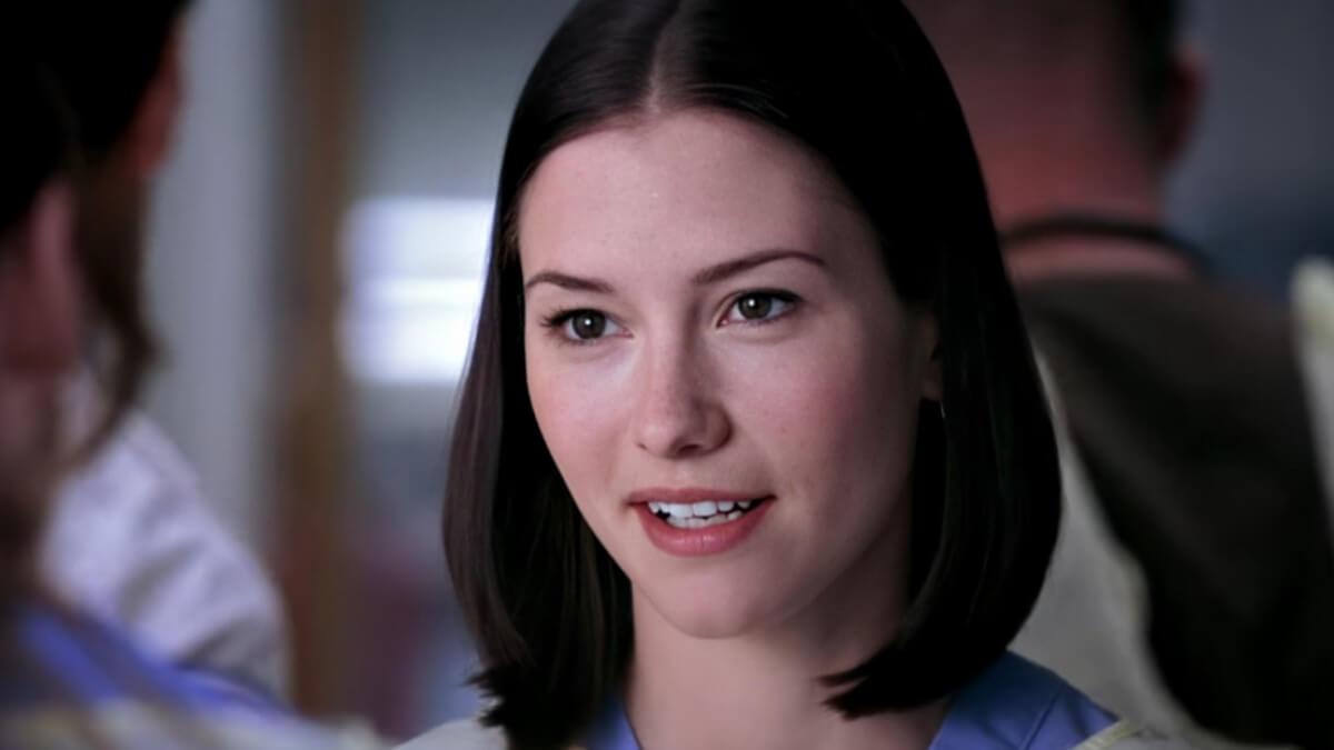 Lexie On Grey's Anatomy