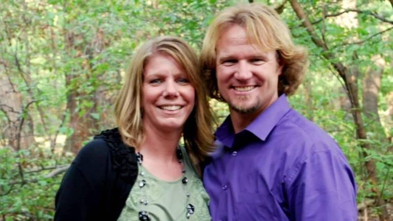 Meri and Kody Brown of Sister Wives