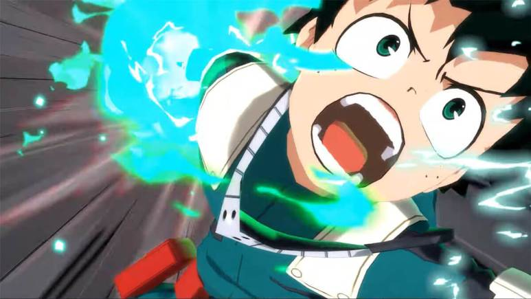 Boku no Hero Academia Mobile Game