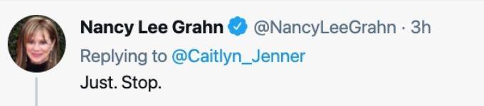 Genral Hospital star slams Caitlyn Jenner.