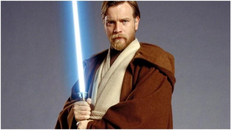 Ewan McGregor shows off his new look for Obi-Wan Kenobi Star Wars series on Disney+