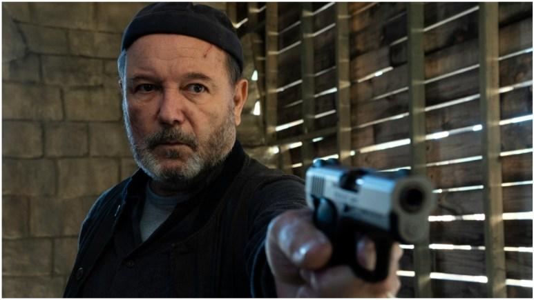 Ruben Blades stars as Daniel Salazar, as seen in AMC's Fear the Walking Dead Season 6