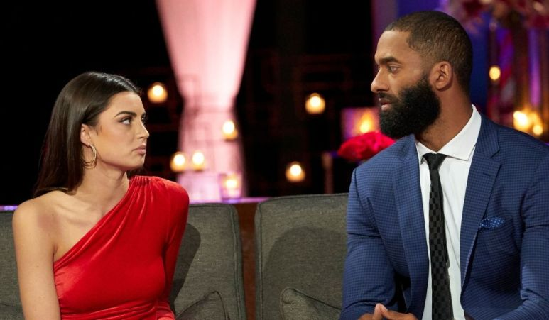 The two confirmed their breakup at the After the Final Rose special in March.