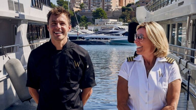 Below Deck Mediterranean's Captain Sandy Yawn has two chef she adores.