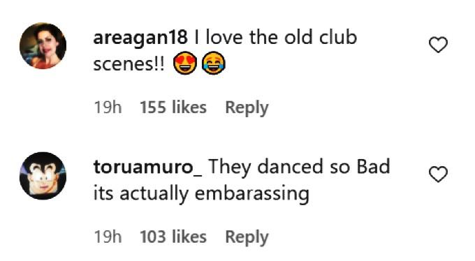fan comments jersey shore