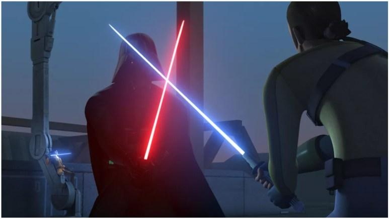 Darth Vader Rebels