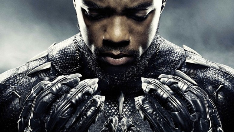 Black Panther recast Poster.