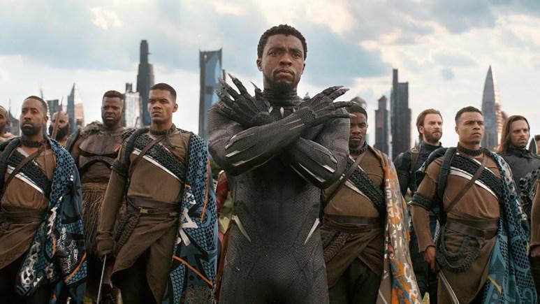 Black Panther recast Wakanda.