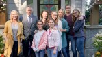 The O'Brien family on Chesapeake Shores