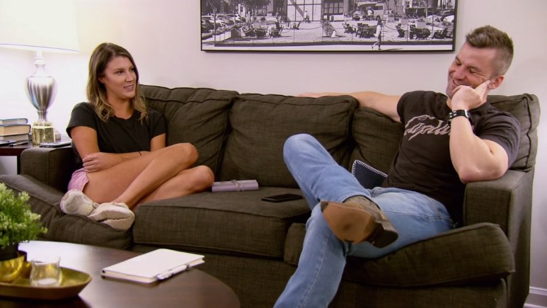 MAFS stars Jacob and Haley have another confrontation during latest episode of the Lifetime show