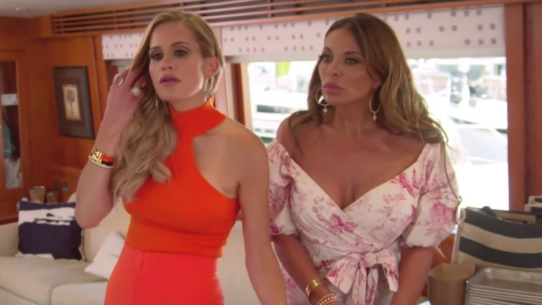 RHONJ star Dolores Catania won't tolerate disrespect of her relationship with David Principe