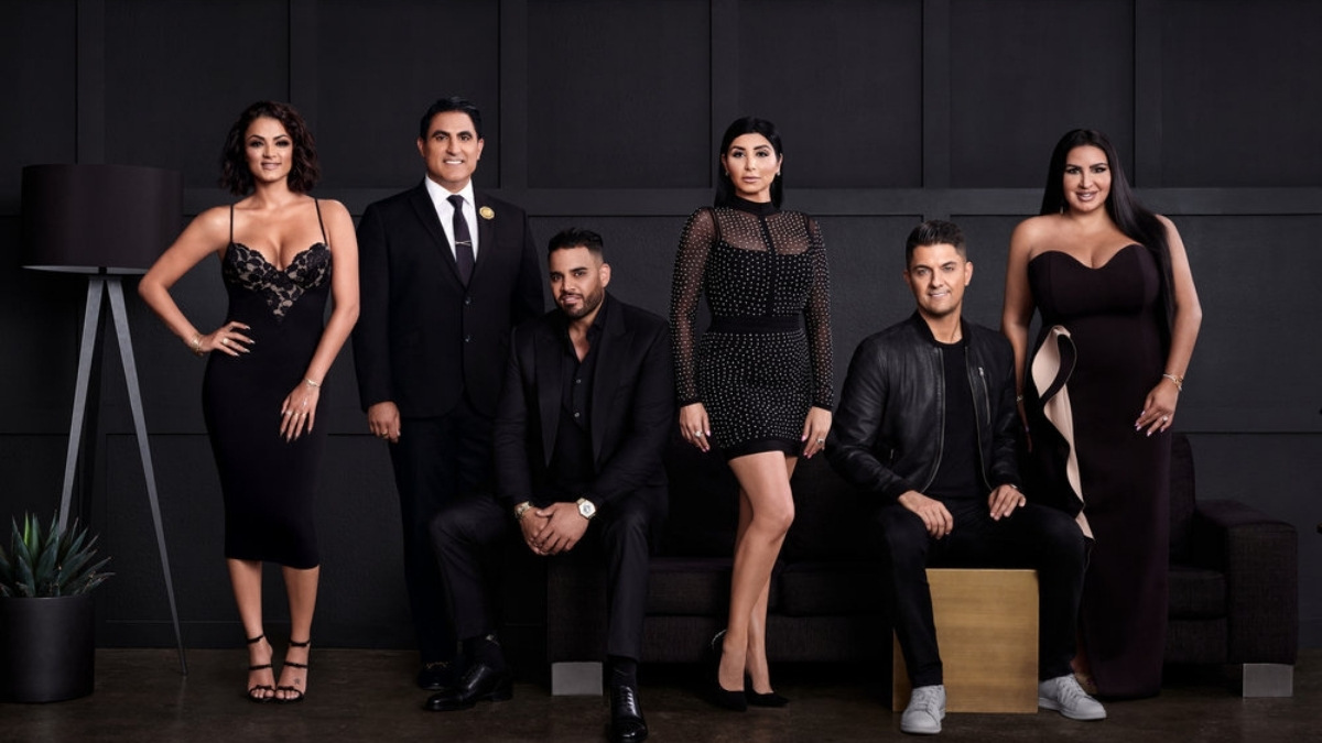 Shahs of Sunset trailer features lots of drama among the cast