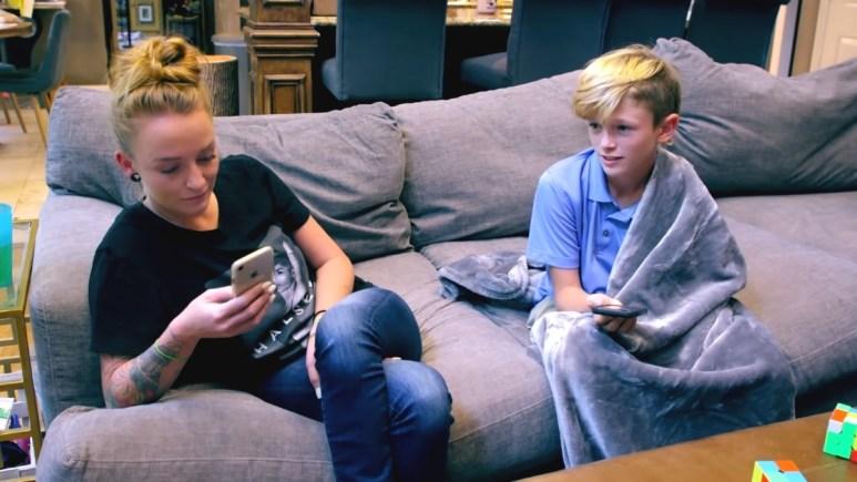 Teen Mom OG star Maci Bookout says she cannot influence Bentley