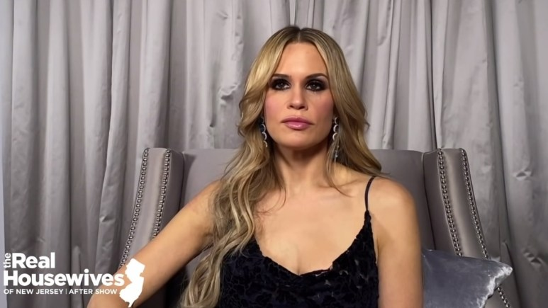 RHONJ star Jackie Goldschneider talks about sweet moment with Teresa Giudice that was cut from the show