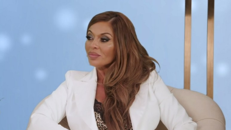 RHONJ star Dolores Catania gets news from a psychic about boyfriend David Principe