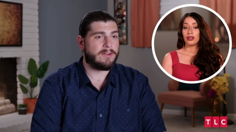 90 Day Fiance star Andrew Kenton gets mad during Tell All