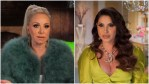 Margaret Josephs and Jennifer Aydin on RHONJ