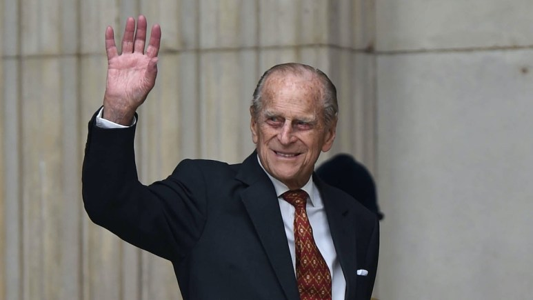 Prince Philip has died: Queen Elizabeth II's husband ...