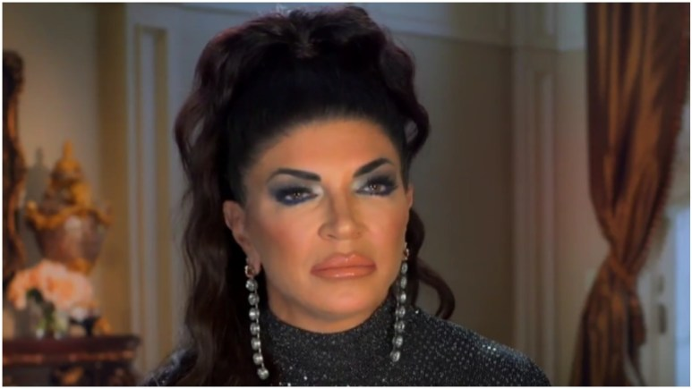 Teresa Giudice appears on RHONJ.