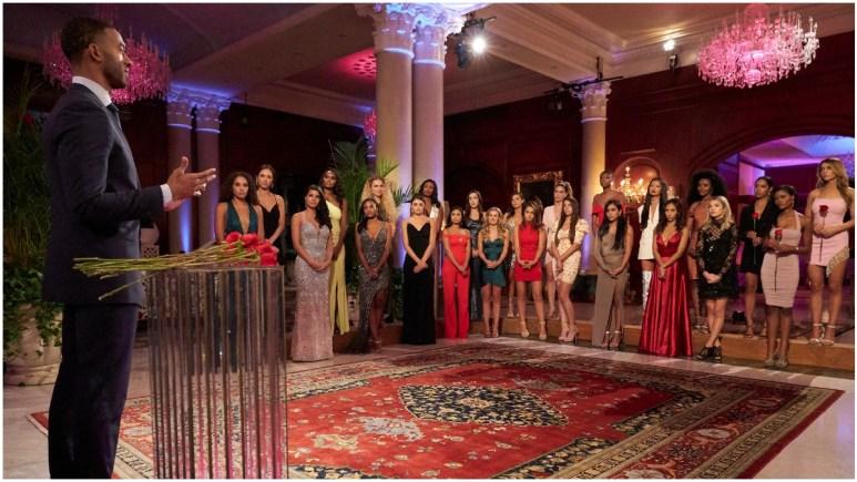 The cast of The Bachelor Season 20.