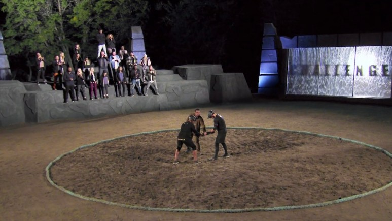 the challenge all stars first elimination event