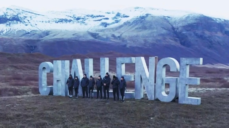 the challenge double agents final started episode 18