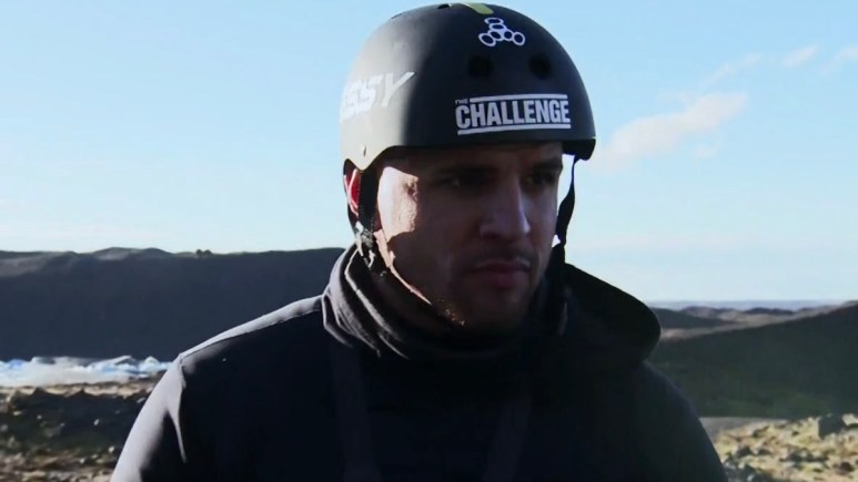 fessy shafaat in the challenge double agents final