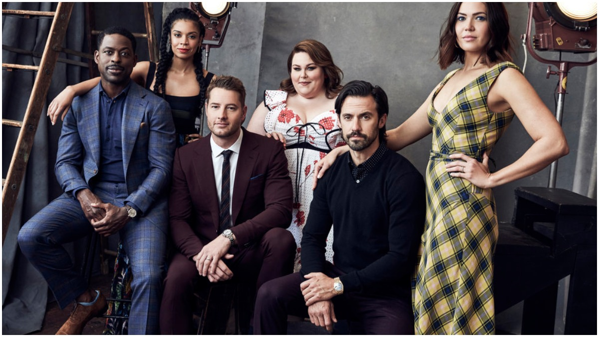 Cast of NBC's This Is Us.