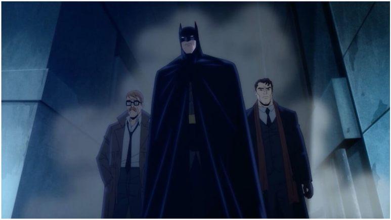 Batman, Jim Gordon, Harvey Dent