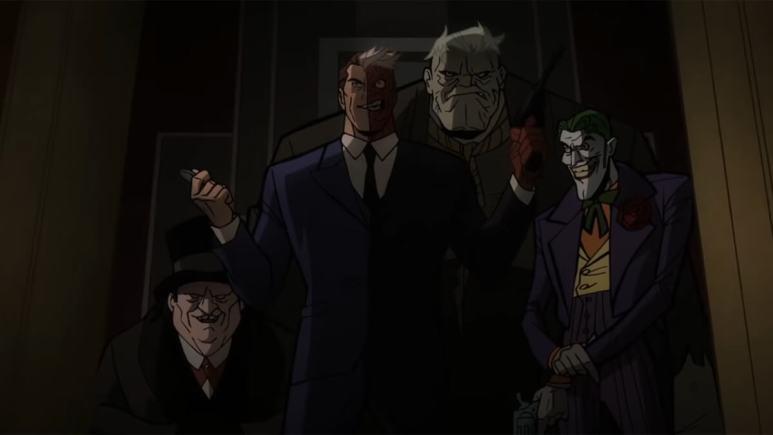 Batman: The Long Halloween Part Two trailer hits online