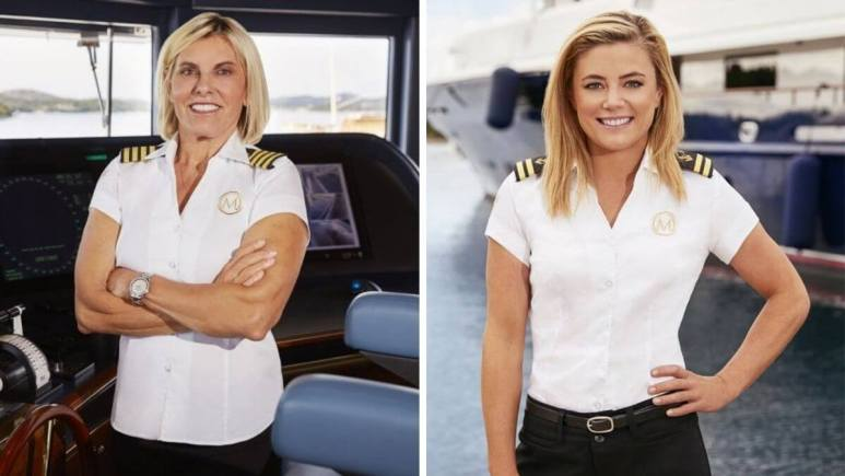 Below Deck Med fans react to Malia White and Captain Sandy Yawn's Season 6 return.