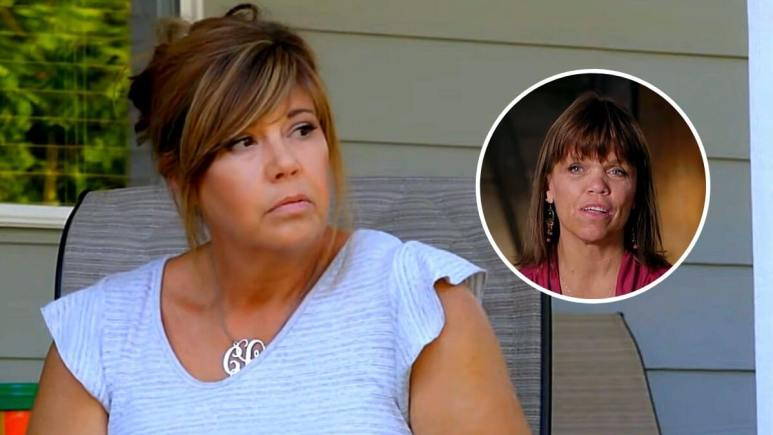 Caryn Chandler and Amy Roloff of LPBW