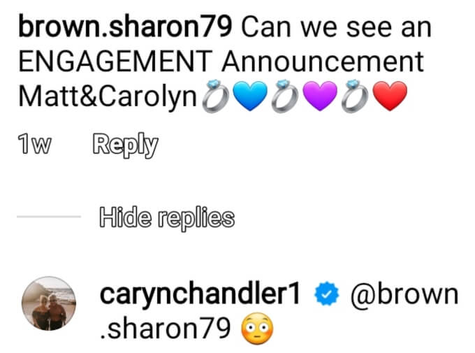 Caryn Chandler of LPBW on Instagram