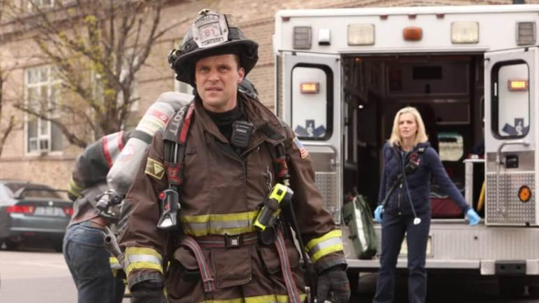 Chicago Fire Season 9 Casey And Brett