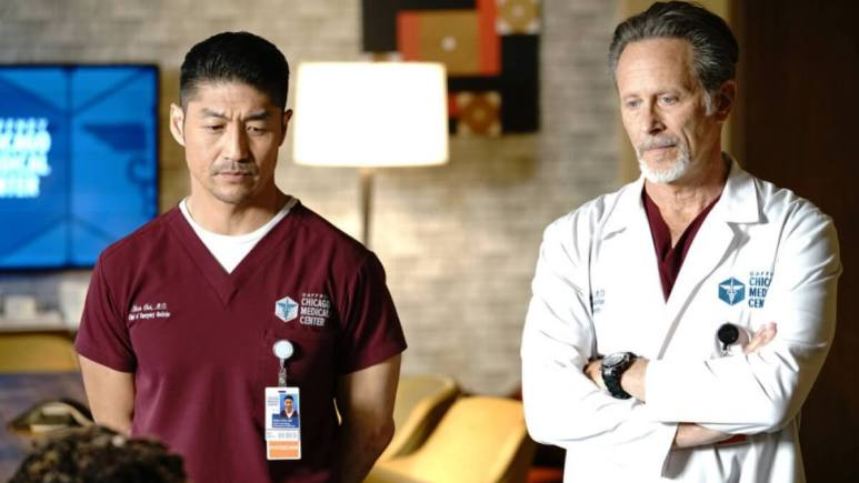 Choi And Archer Chicago Med