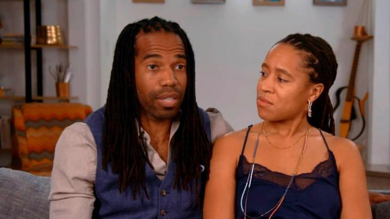 Dimitri and Ashley Snowden of Seeking Sister Wife