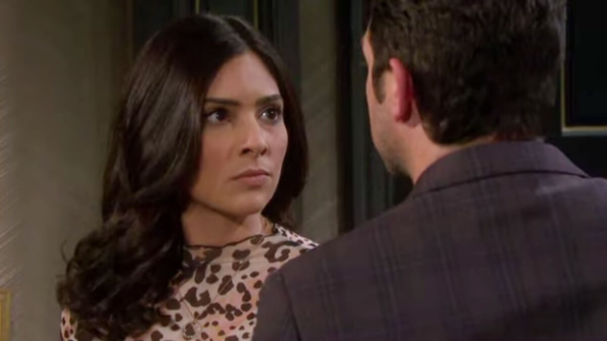 Gabi and Jake on Days of our Lives.