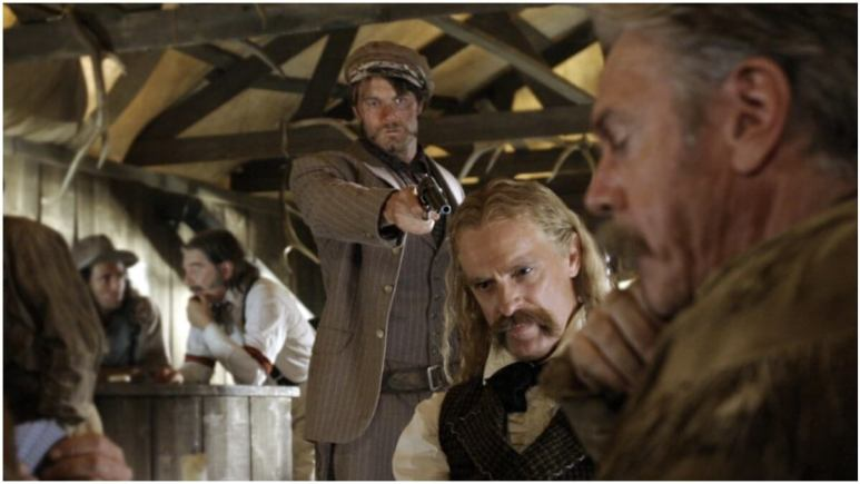 Garret Dillahunt and Keith Carradine both starred in HBO's Deadwood