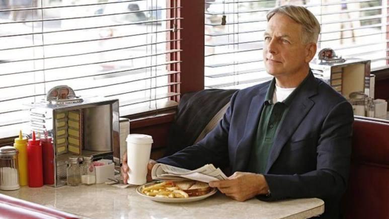 Gibbs NCIS Diner