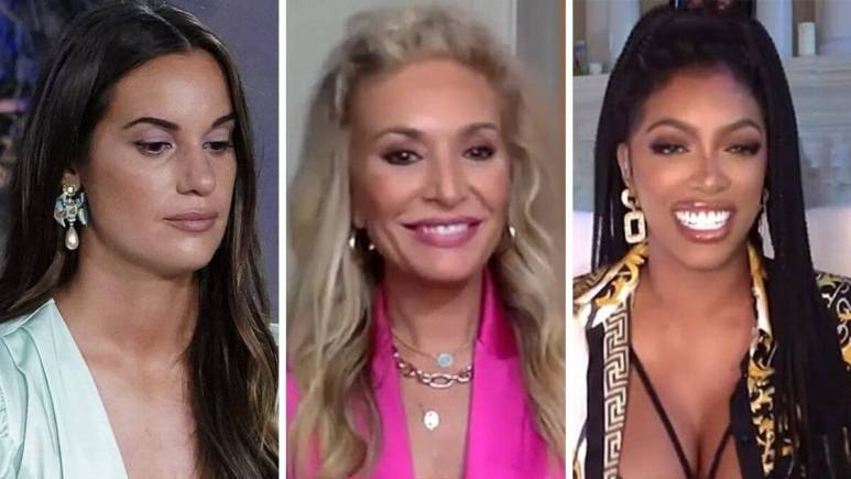 Kate Chastain disses Porsha Williams and Hannah Berner hated working on Bravo's Chat Room.