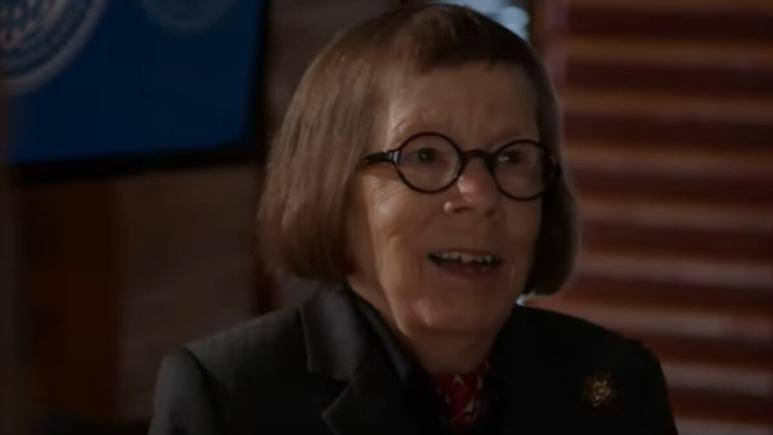 Hetty Returns To NCIS LA