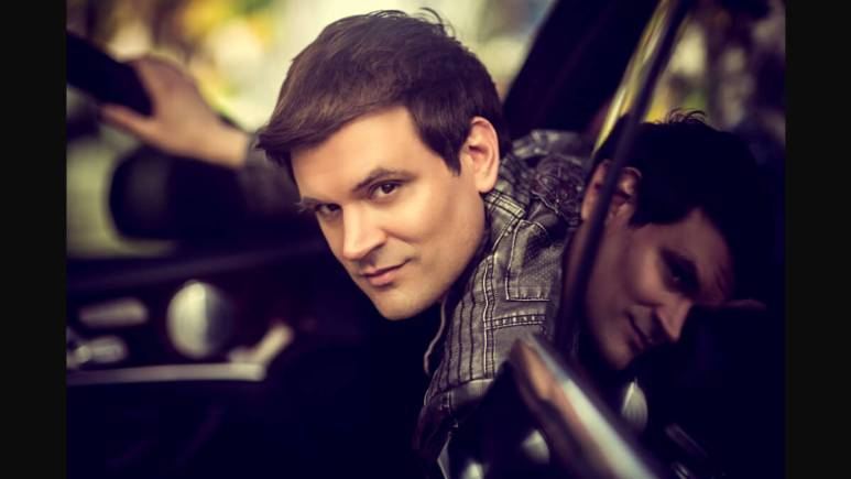 Actor, model, and host Kash Hovey