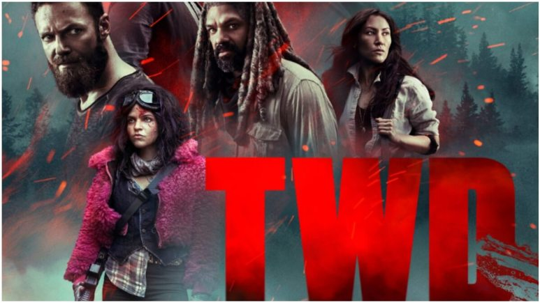 Key artwork from Season 10 of AMC's The Walking Dead