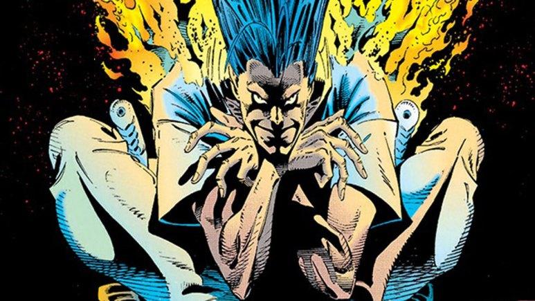 Legion in the X-Men