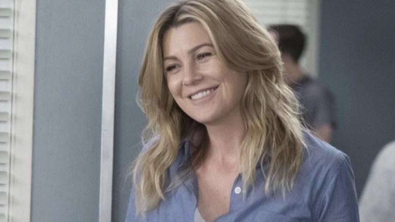 Meredith Grey Star Ellen Pompeo