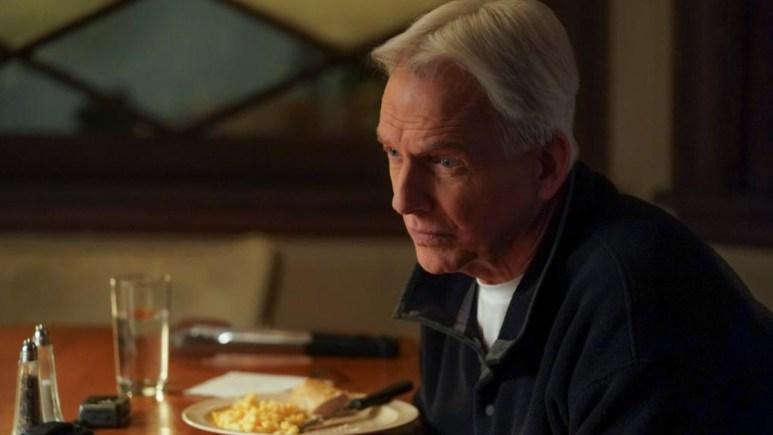 NCIS Gibbs Meal
